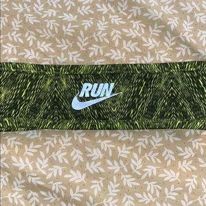 Nike Dri-Fit reflective headband